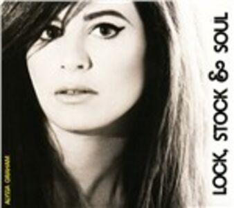 Foto Cover di Lock Stock & Soul, CD di Alyssa Graham, prodotto da Sunnyside Communications