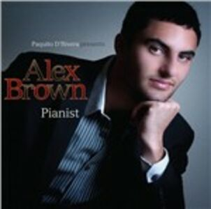 CD Pianist di Alex Brown
