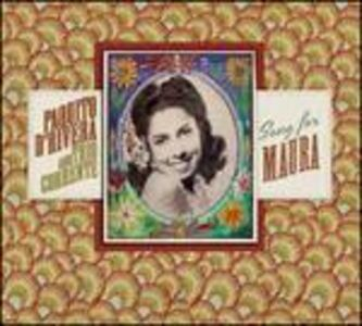 CD Song for Maura di Paquito D'Rivera