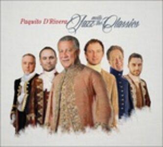 Foto Cover di Jazz Meets the Classics, CD di Paquito D'Rivera, prodotto da Sunnyside