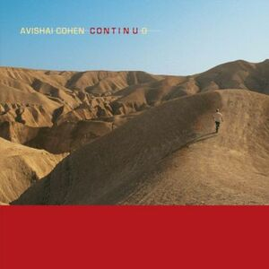 Foto Cover di Continuo, CD di Avishai Cohen, prodotto da Sunnyside