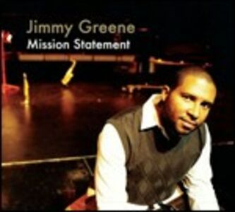 CD Mission Statement di Jimmy Greene