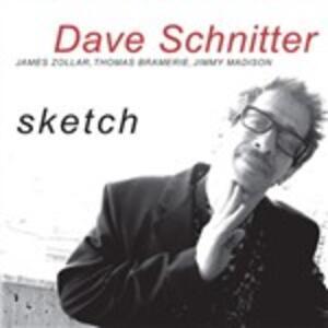 Sketch - CD Audio di David Schnitter