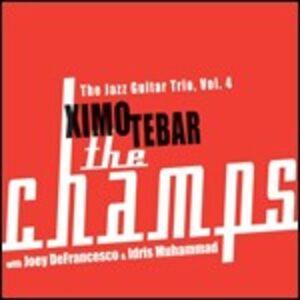 CD Champs di Ximo Tebar