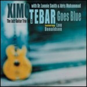 CD Goes Blue di Ximo Tebar