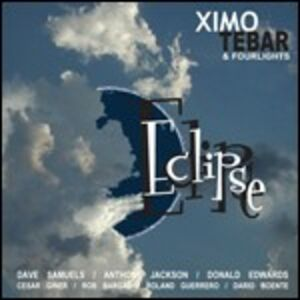 CD Eclipse di Ximo Tebar