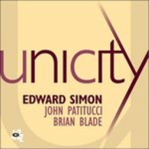 CD Unicity di Edward Simon