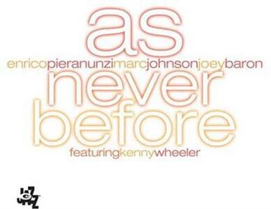 As Never Before - CD Audio di Enrico Pieranunzi