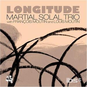 Longitude - CD Audio di Martial Solal