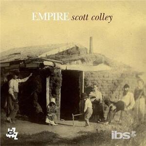 Empire - CD Audio di Scott Colley