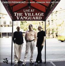 Live at the Village Vanguard - CD Audio di Enrico Pieranunzi