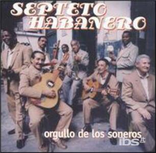 Orgullo De Los Soneros - CD Audio di Septeto Habanero
