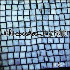 CD Afro Cuban Jazz Project