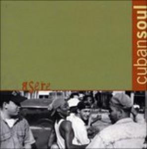 CD Cuban Soul di Asere