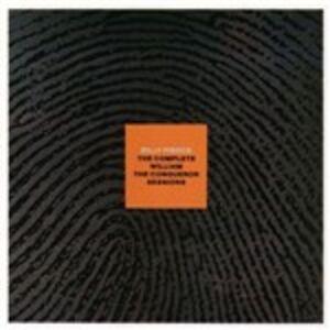 CD Complete William Conqueror Sessions di Billy Pierce