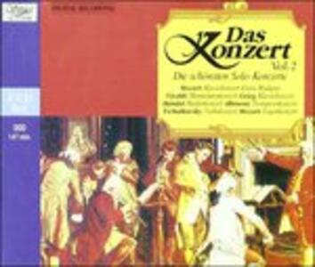 Concerti vol.2 - CD Audio