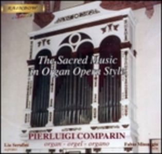 CD Musica Sacra per Organo