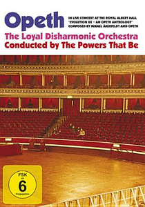 Film Opeth. In Live Concert at the Royal Albert Hall