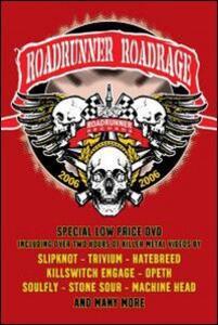Roadrunner Roadrage 2006 - DVD