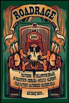 Roadrage 2004 - DVD