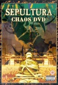 Sepultura. Chaos - DVD