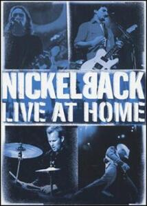Nickelback. Live At Home - DVD
