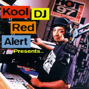 CD Kool DJ Red Alert Present