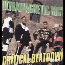Critical Beatdown - Vinile LP di Ultramagnetic MC's