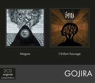 CD Magma - L'enfant sauvage Gojira