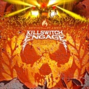 Beyond the Flames - CD Audio + Blu-ray di Killswitch Engage