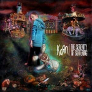 Foto Cover di The Serenity of Suffering, CD di Korn, prodotto da Roadrunner
