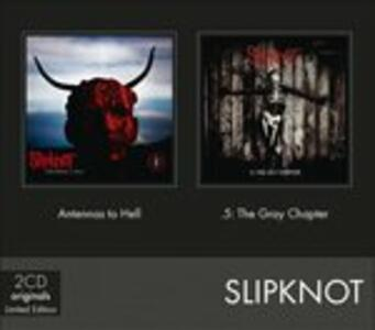 Antennas to Hell - 5: The Gray Chapter - CD Audio di Slipknot