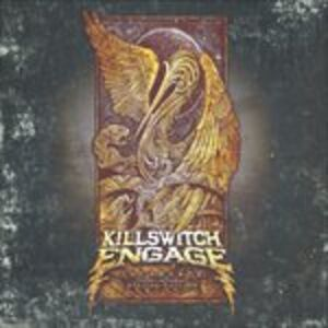 Foto Cover di Incarnate, CD di Killswitch Engage, prodotto da Roadrunner