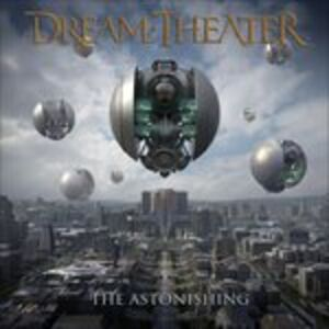 Foto Cover di The Astonishing, CD di Dream Theater, prodotto da Roadrunner