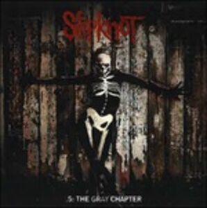CD 5. The Grey Chapter di Slipknot