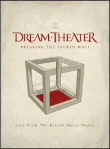 Dream Theater. Breaking the Fourth Wall. Live from the Boston Opera House di Francois Lamoureux,Pierre Lamoureux - Blu-ray