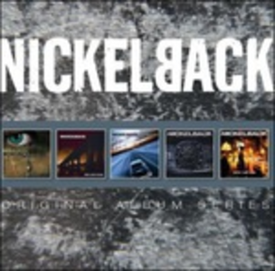 CD Original Album Series di Nickelback