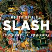 Vinile World on Fire Slash
