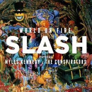Vinile World on Fire Slash