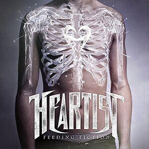 CD Feeding Fiction di Heartist 0