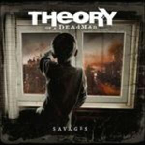 Savages - Vinile LP di Theory of a Deadman