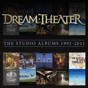 CD The Studio Albums 1992-2011 di Dream Theater