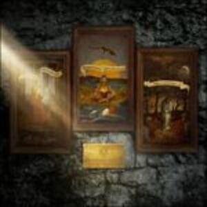 Foto Cover di Pale Communion, CD di Opeth, prodotto da Roadrunner