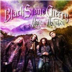 CD Magic Mountain di Black Stone Cherry