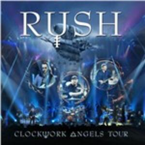 Clockwork Angels Tour - CD Audio di Rush