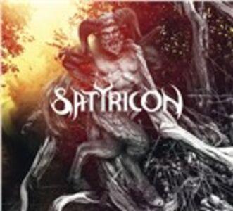 Foto Cover di Satyricon, CD di Satyricon, prodotto da Roadrunner