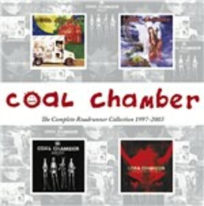CD The Complete Roadrunner Collection 1997-2003 di Coal Chamber