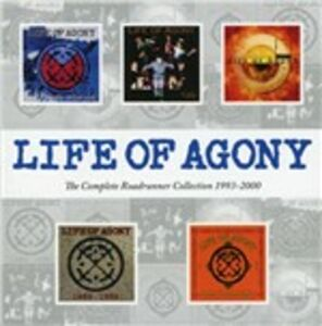 CD The Complete Roadrunner Collection 1993-2000 di Life of Agony