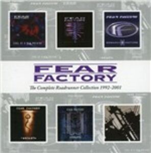 CD The Complete Roadrunner Collection 1992-2001 di Fear Factory