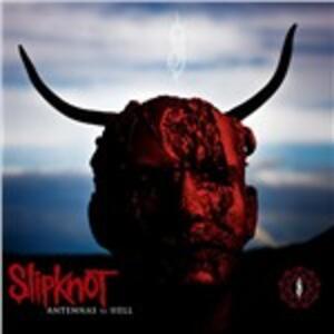 Antennas to Hell - CD Audio + DVD di Slipknot